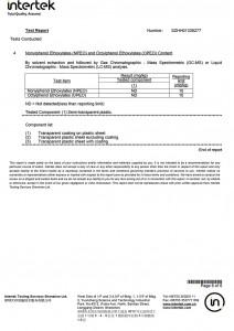 Pet Film Test Certification-6